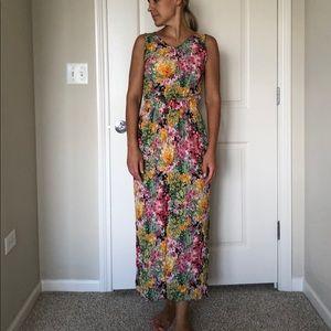 Floral Woman's Dress size 4-6